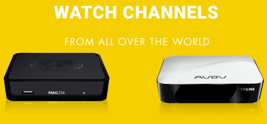 TVLuux Monthly Service Provider IPTV